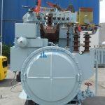 Transformator pentru locomotivă electrică LE BO-BO
