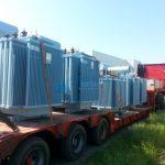 Reparație transformatoare 1600 kVA, 10/0,4 kV